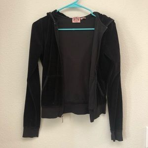 Donating 3/1/19⭐️  Juicy Couture Black Jacket